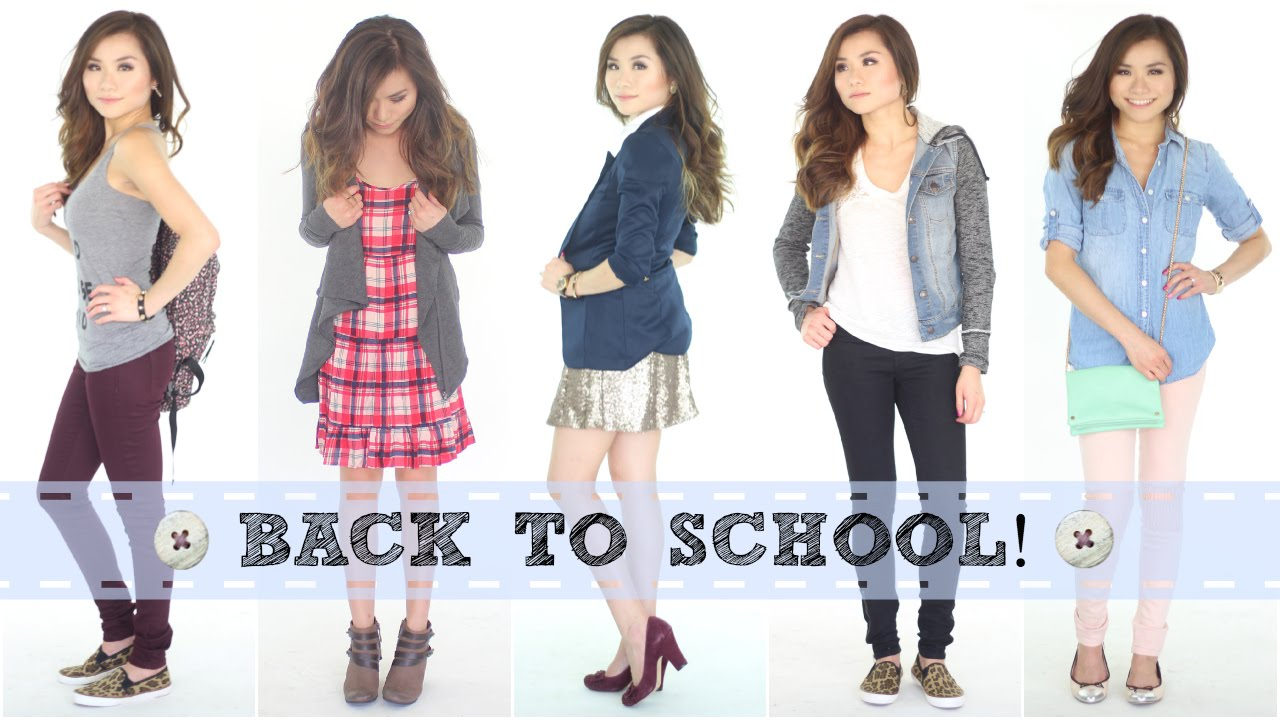 Back to School Outfit Ideas  GIVEAWAY CLOSED   Miss Louie