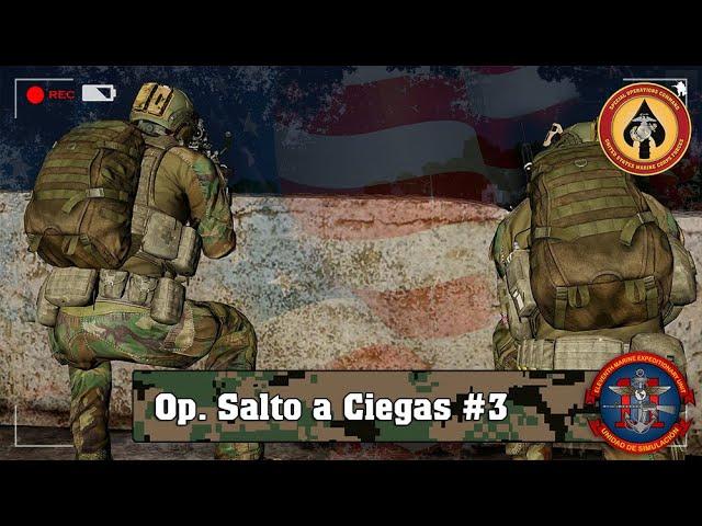 ARMA 3 | Op. Salto a ciegas #3 | 11ThMEU (SOC) | Español