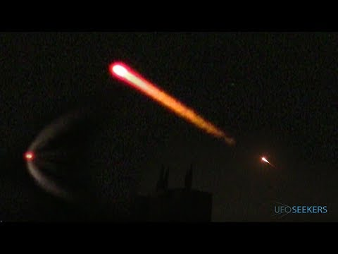 ATLAS V Rocket Over California - 09/23/2017 ( Identified Flying Object )