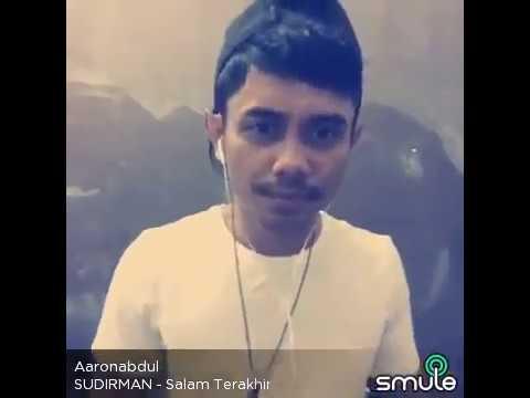 Part 2 - VIRAL!! Klon Suara Allahyarham Sudirman - Salam Terakhir