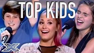 INCREDIBLE Kids Auditions That Blew The Judges Away! | X Factor Global