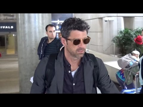 EXCLUSIVE  Patrick Dempsey Disturbed When Asked About Alleged Affair At LAX