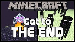 How to Get to The End in Minecraft