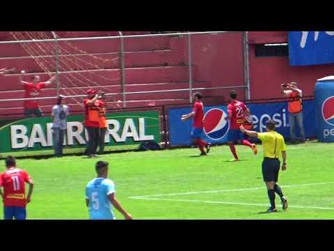 Municipal 2-0 Sanarate - Jornada 13 - Apertura 2017