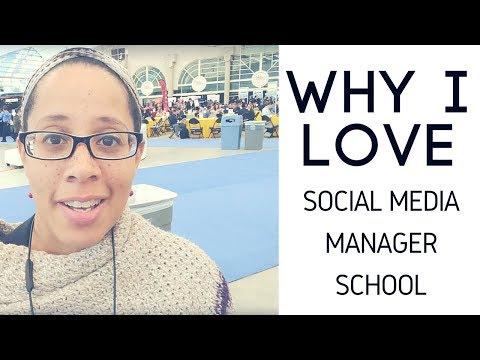 Social Media Manager School Testimonial from SMMW18 Daphne