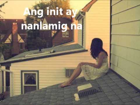 Sa Isip Ko - Sarah Geronimo (lyrics)
