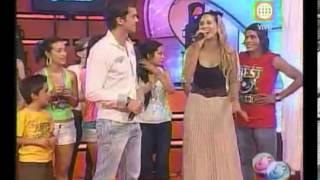 """Juan Carlos Rey de Castro y Maria Grazia Gamarra cantan """"MI ESTRELLA"""""""