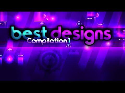 The Best Block Designs Contest Part 1   Geometry Dash 2.11