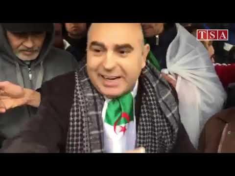 Alger : Smail Lalmas S'exprime Sur Le 47e Vendredi