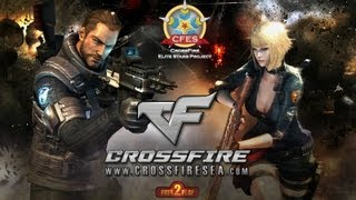 CROSSFIRE SEA  TODAS AS ARMAS POR 1 GP