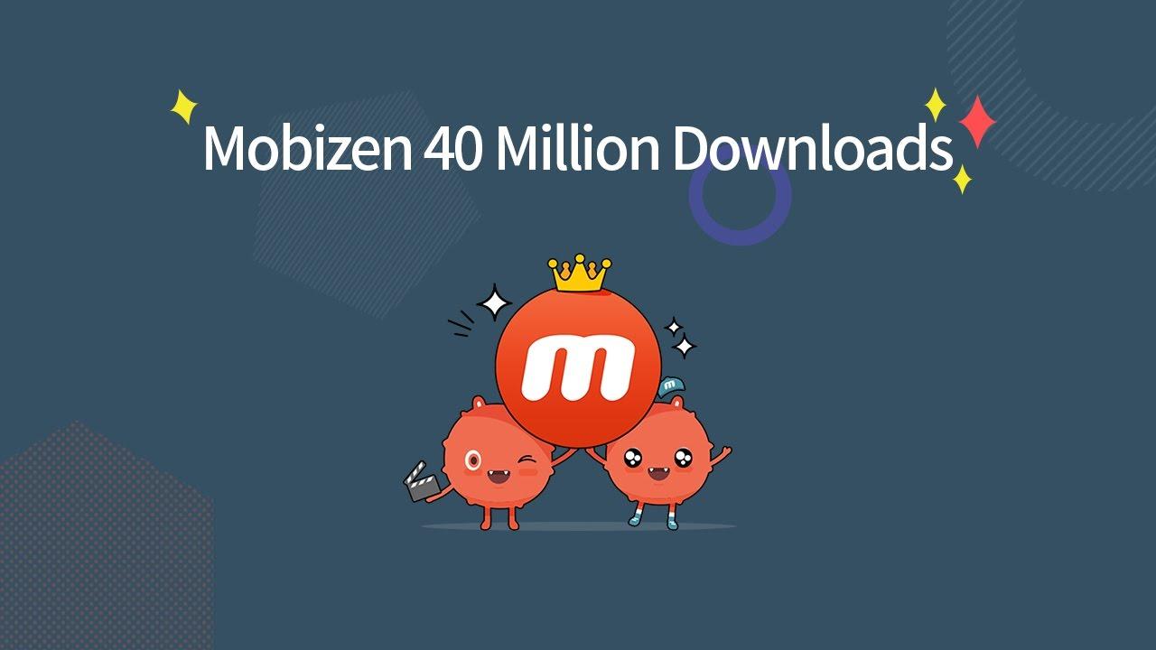 [Mobizen Announcement] We Reached 40 Million!