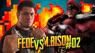 Fede Vs M. Bison Street Fighter Alpha 3 (Parte 2)
