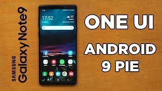 Samsung Galaxy Note9'da ve Note8'de One UI neler sunuyor?