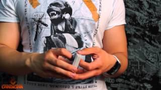 Трюки с картами - флориши