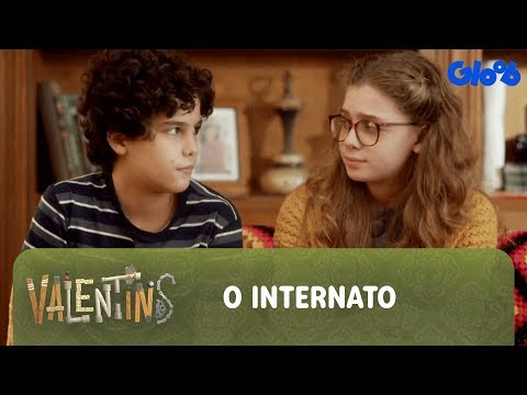O Internato | Valentins | Vídeo Oficial | Gloob