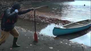 静かな湖畔で。マタギとアイヌに共通項は多く、naokiさんは実は超お茶目...