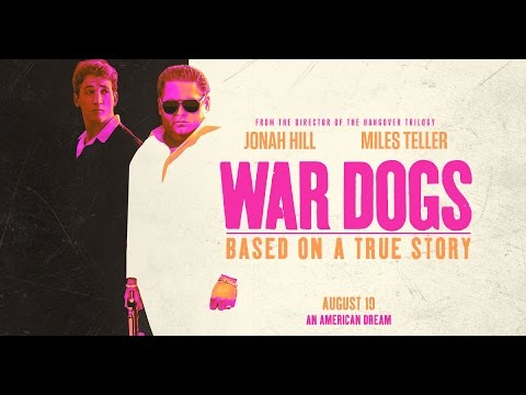 'WAR DOGS' Premiere with Jonah Hill and Todd Phillips.