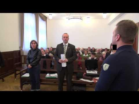 Nemzeti jogvédő a vádlottak padján 2.