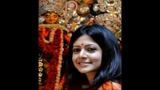 Durga Puja Wishes By Koel Mallick 2014