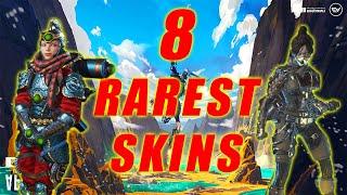 8 Rarest Apex Legends Skins