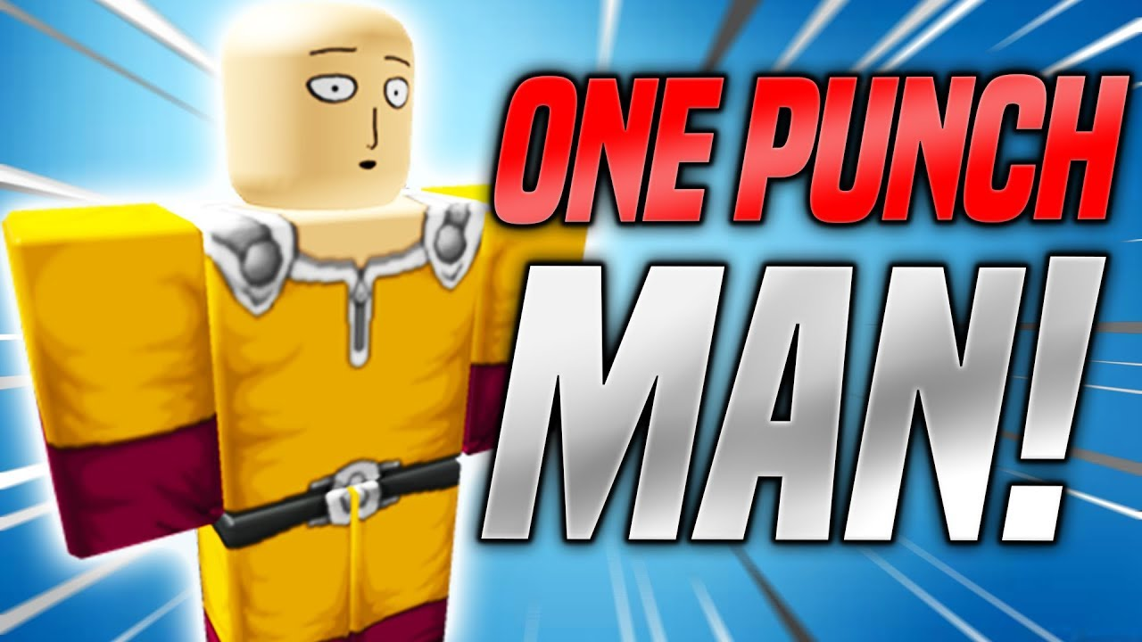 one punch man online game moved roblox New One Punch Man Game In Roblox Roblox Project Opm Roblox Anime Youtube