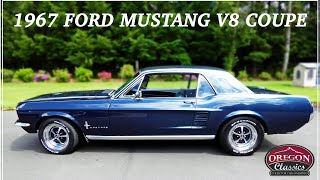 1967 Ford Mustang V8 Coupe - Part 1