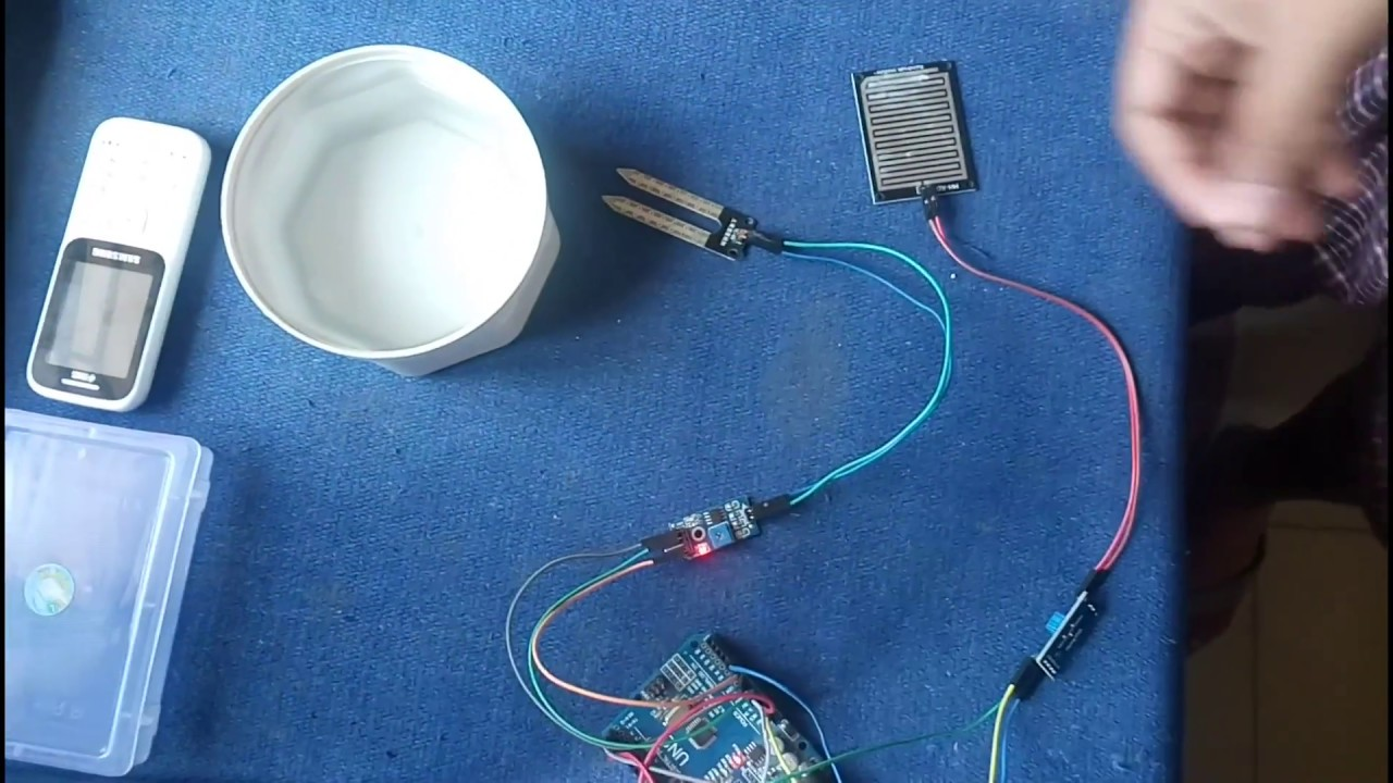 SMART IRRIGATION SYSTEM Using IoT # 'Built on BOLT': 6 Steps (with