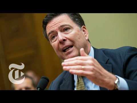 F.B.I. Director James Comey Confirms Russia Investigation | The New York Times