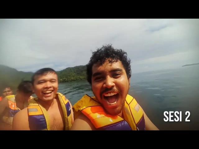 Trip To Tablanusu beach, Papua [PART 2/2] #yosuasjournal