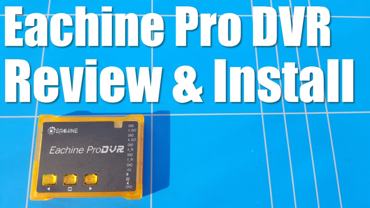 How To Eachine Prodvr Installing Into Diy Fpv Goggles Full Review Ev100 Wiring Diagram