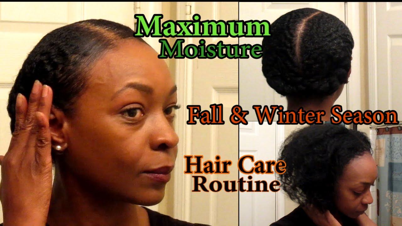 maximum moisture fall and winter