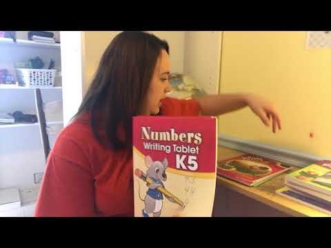 Abeka kindergarten curriculum choices