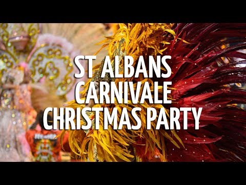 St Albans Christmas Party 2017