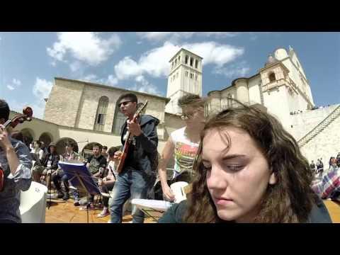 SUL PALCO CON IL LICEO MUSICALE BERTOLUCCI