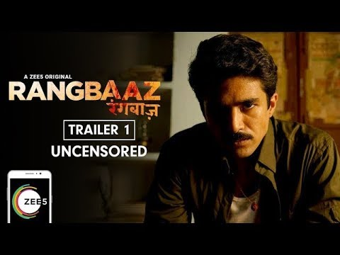 Download Rangbaaz | Uncensored Trailer | A ZEE5 Original | Saqib Saleem | Streaming Now On ZEE5