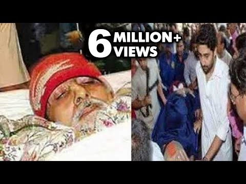 Amitabh Bachchan Death Rumour | Abhishek Bachchan Carrying Dead Body Photos Go Viral | Aishwarya Rai