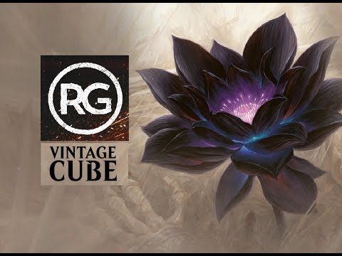 Vintage Cube Draft #1 - Cube is Back! Draft + Games