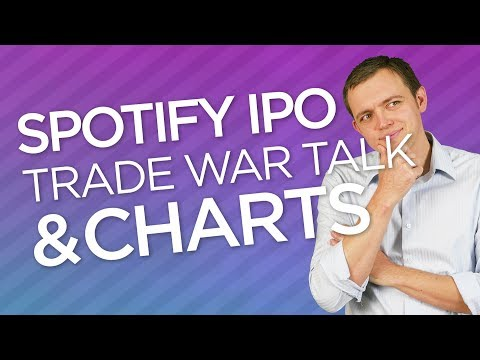 Ep 178: Spotify IPO, Trade War Talk, & Stock Market Charts