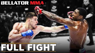 Full Fight | Vadim Nemkov vs. Phil Davis | Bellator 209