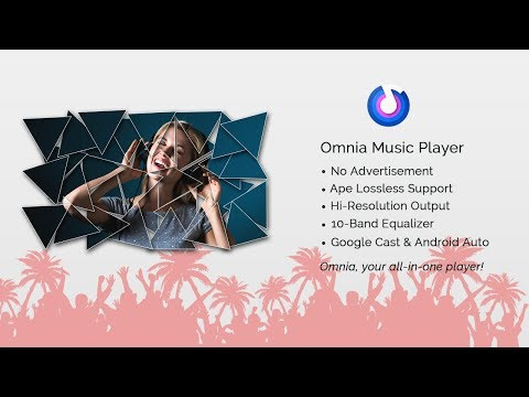 Omnia Music Player - MP3 Player, APE Player v1 2 4 (Premium