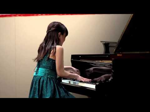 Airi Katada – Chopin Piano Competition 2015 (preliminary round)