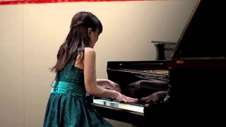 Airi Katada – Chopin Piano Competition 2015 (preliminary round)