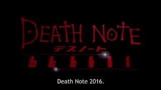 Тетрадь смерти 2016 трейлер / Death Note 2016 trailer на русском