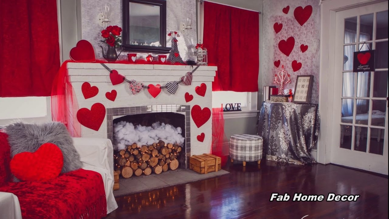 2018 Romantic Valentines Decoration Ideas 4 Valentines Day Trends