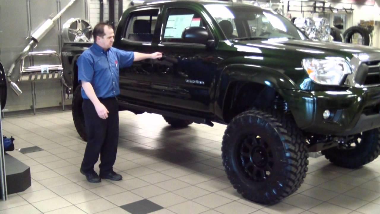 Toyota of Escondido Presents: MEAN GREEN! - YouTube