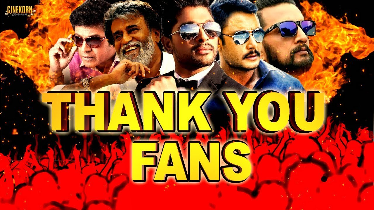 Thank you Fans | Cinekorn Movies Reaches 1 Million Subscribers | Our Upcoming Movies 2018
