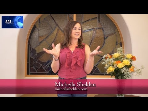 AAE tv | Tools of Perception | Micheila Sheldan | 12.9.17