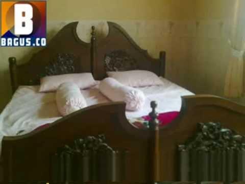 Toko.Bagus.co - Mebel Jati 1 Set Furniture Kamar Tidur (Ranjang + Lemari Baju + Meja Rias)
