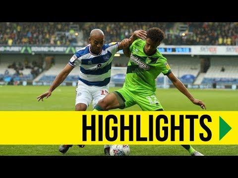 HIGHLIGHTS: QPR 0-1 Norwich City