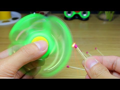 Thumbnail: 3 Awesome Fidget Spinner Tricks & Life Hacks